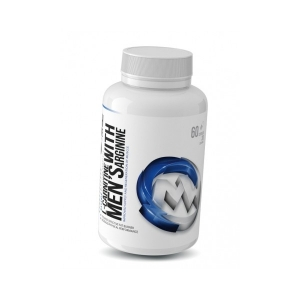 Men´s Carnitine with Arginine 60 cps - Maxxwin