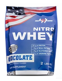 MEX Nutrition Nitro Whey 2270g