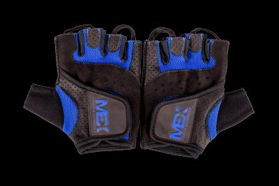MEX Nutrition rukavice Men Fit Blue