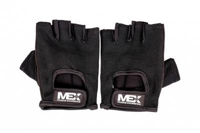 MEX Nutrition rukavice Train Hard black