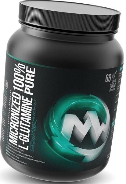 Micronized 100% L-Glutamine Pure 330g - Maxxwin