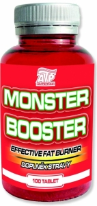 Monster Booster 100 tablet - ATP