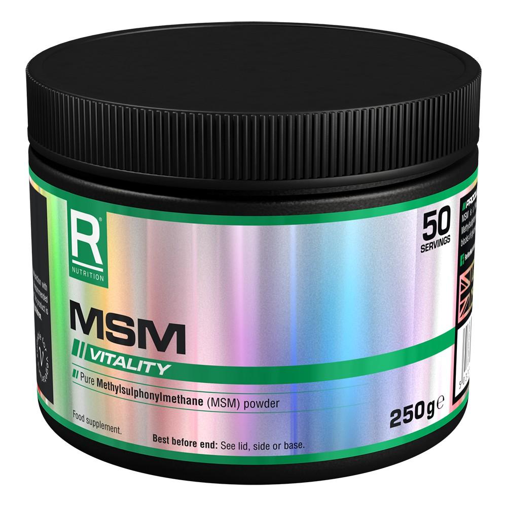MSM 250g - Reflex