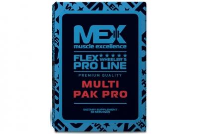 Multi Pak Pro 30 sáčků MEX Nutrition