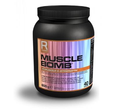 Muscle Bomb Caffeine Free 600g - Reflex