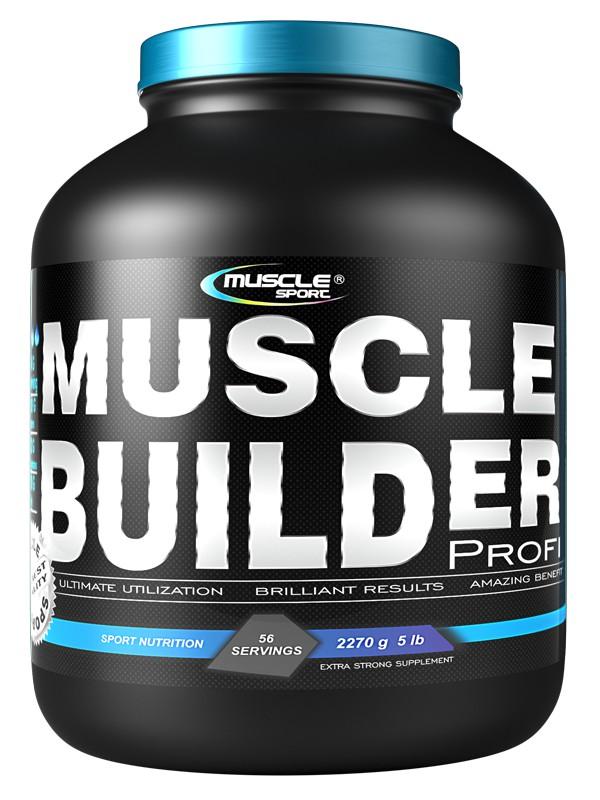 Muscle Builder Profi 1135g - Musclesport