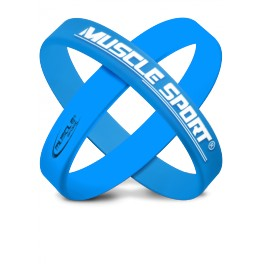 Náramek Musclesport modrý - Musclesport