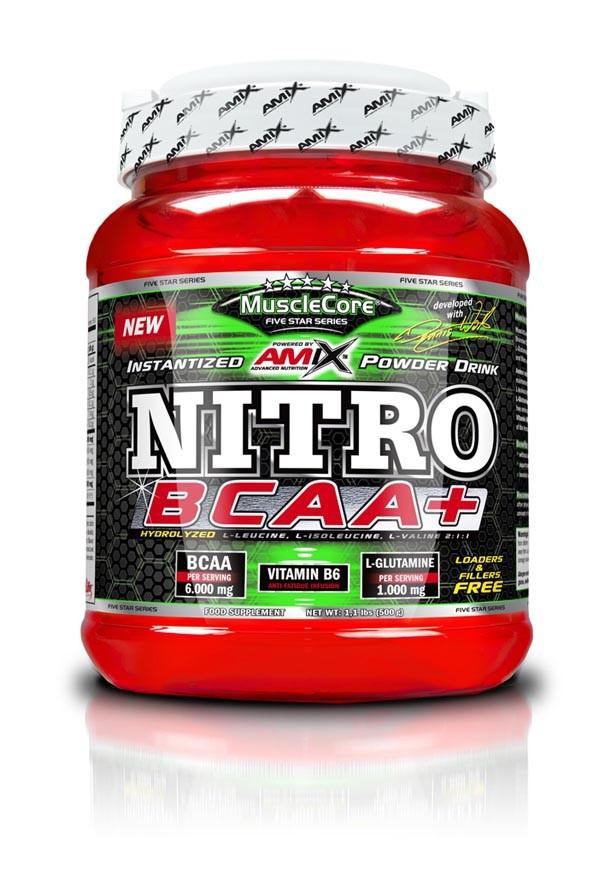 Nitro BCAA + 500g - Amix