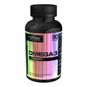 Omega 3 1000mg 90 kapslí - Reflex Nutrition
