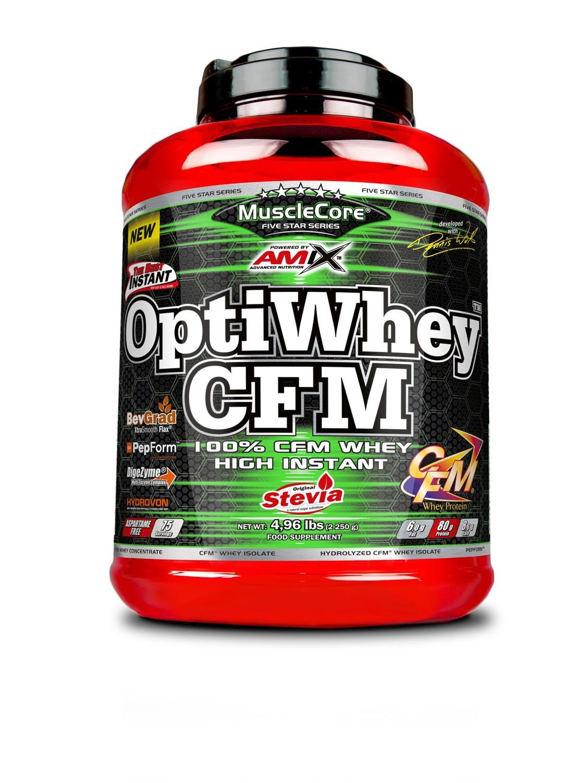 OptiWhey CFM Instant 2250g - Amix