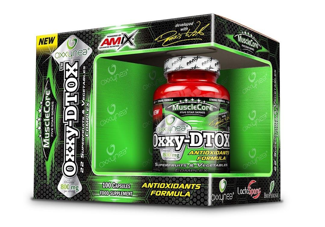 Oxxy-DTOX 100 kapslí - Amix