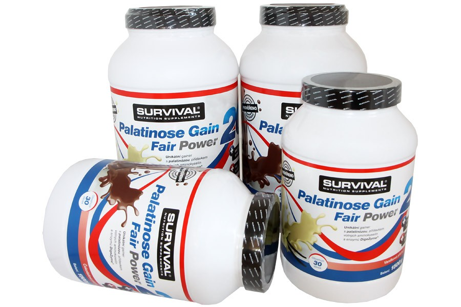 Palatinose Gain 20 Fair Power 4500g - Survival