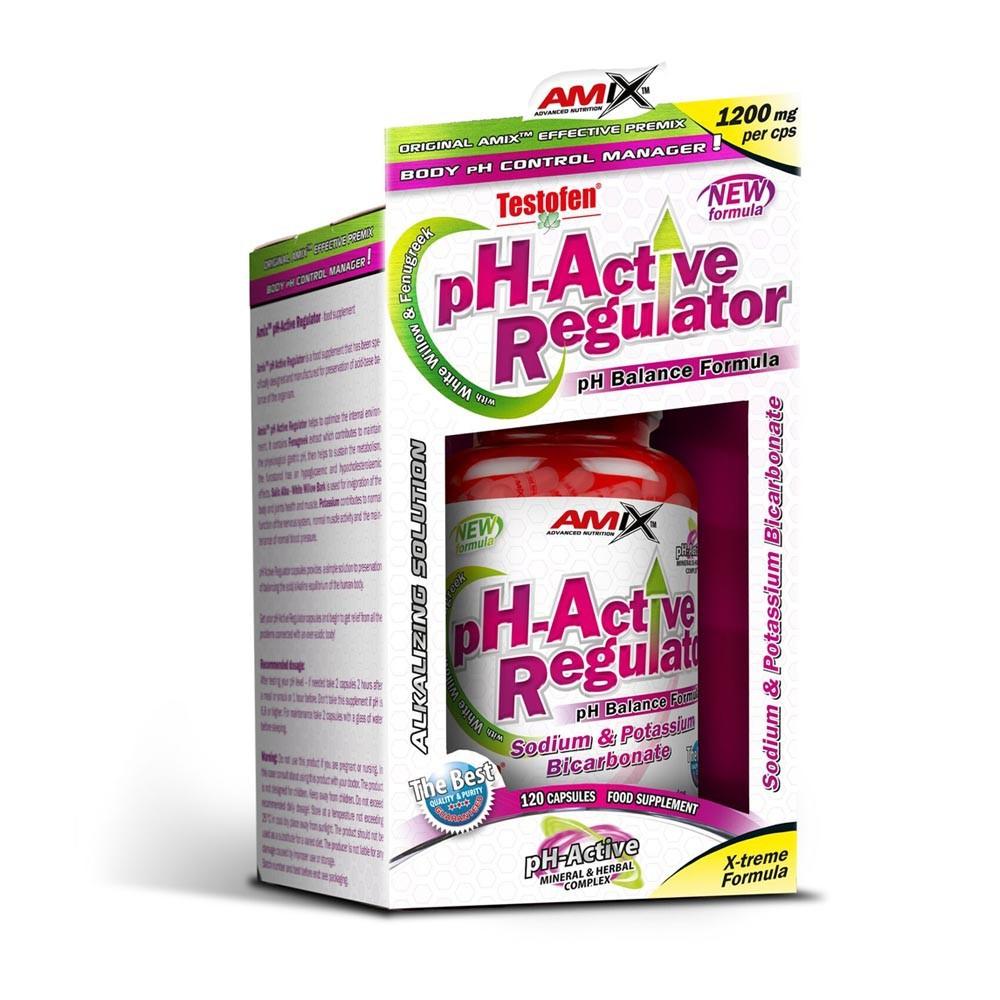 PH-Active Regulator 120 kapslí - Amix