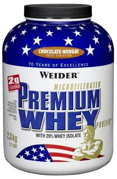 Premium Whey Protein 2300g - Weider
