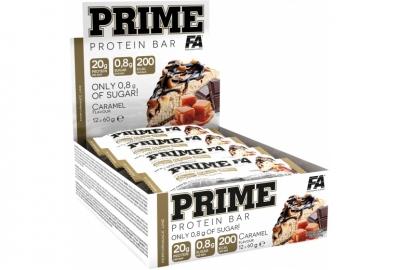 Prime BAR 60g Fitness Authority
