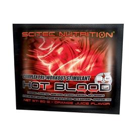 Scitec Hot Blood 3.0 20 g