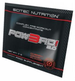 Scitec Pow3rd! 2.0 7 g