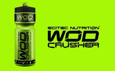 Scitec Wod Crusher Bottle