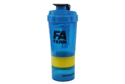 Smart Shaker 500ml-modrý Fitness Authority