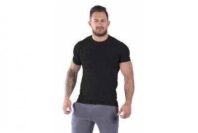 T-shirt 03 Ellegance Black Fitness Authority