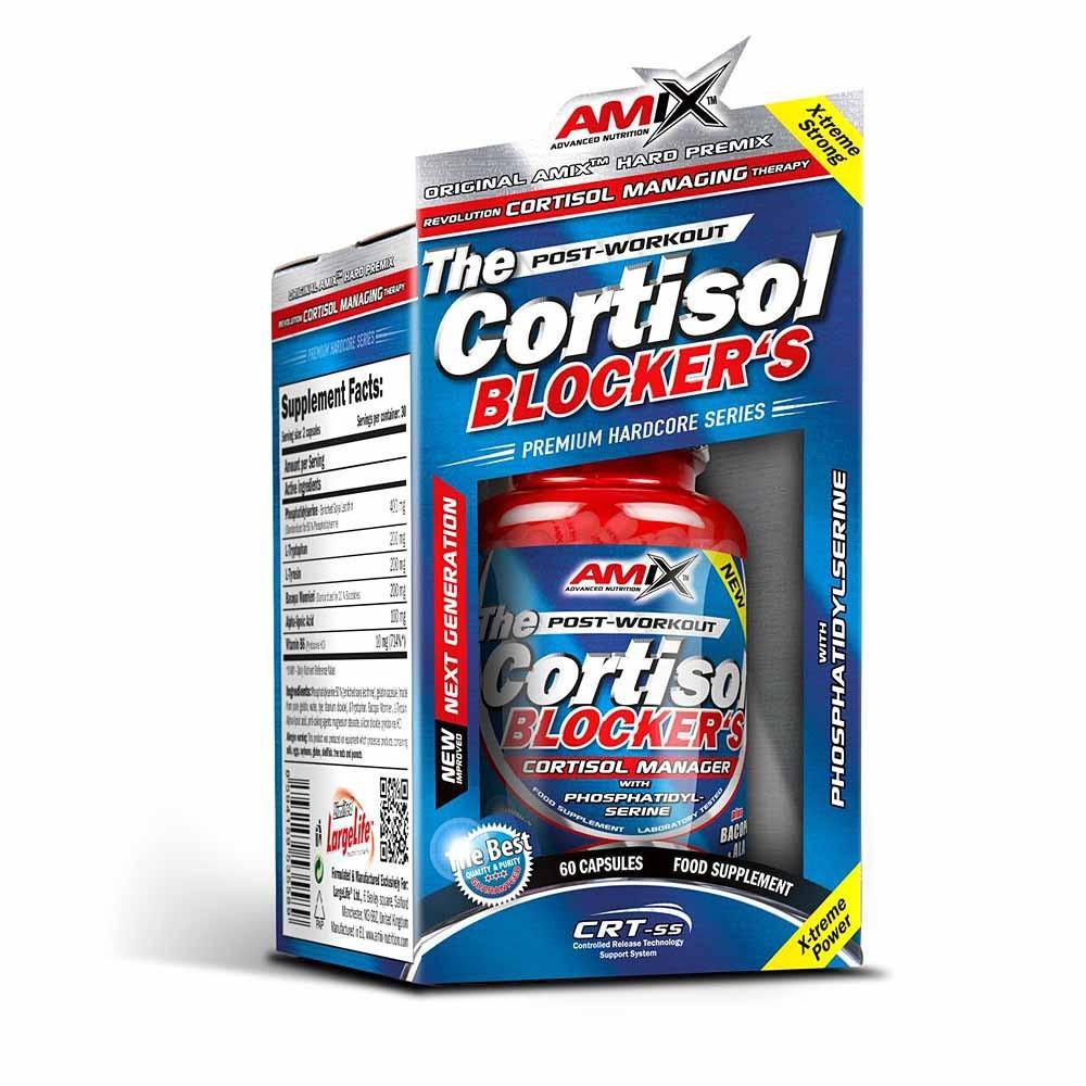 The Cortisol Blockers 60 kapslí - Amix