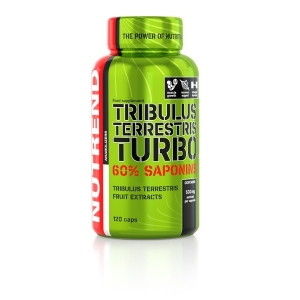 Tribulus Terrestris Turbo 500mg 120 kapslí - Nutrend