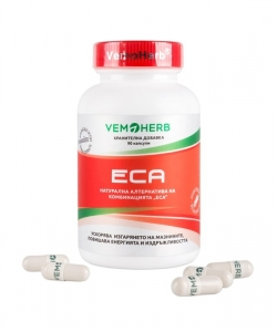 VemoHerb ECA 90 kapslí - VemoHerb