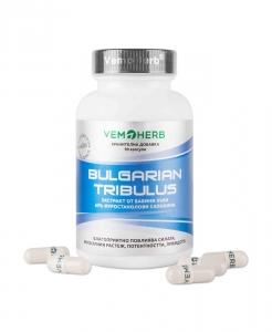 VemoHerb Tribulus Terrestris 90 kapslí - VemoHerb