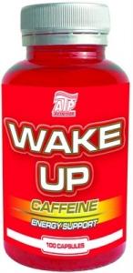 Wake Up Caffeine 100 kapslí - ATP