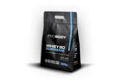 Whey 80 Supreme 2000g Pro Body