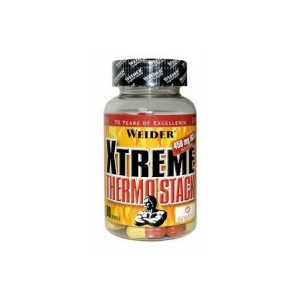 Xtreme Thermo Stack 80 tablet - Weider